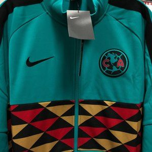 Nike Club America Official Jacket 2020 Teal
